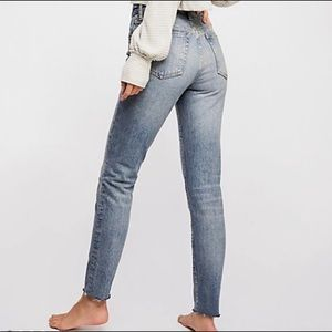 Free People Button Fly Stella Jean